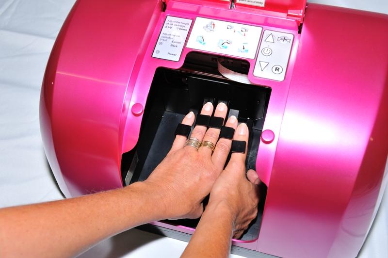 Принтер для ногтей инструкция