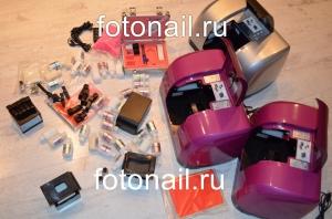Принтер для ногтей, цветов, сувениров и мобильных Eget (полная комплектация)